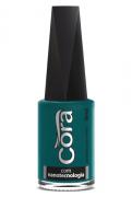 Esmalte Cora 9ml Black Verde 77