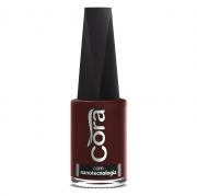 Esmalte Cora 9ml POP Cremoso Red 8
