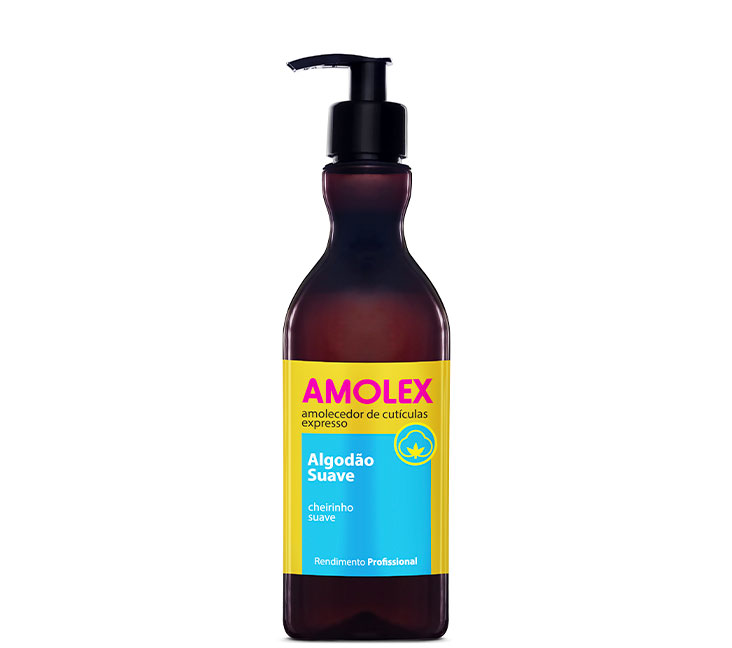 Amolex Algodão Suave Válvula 400ml