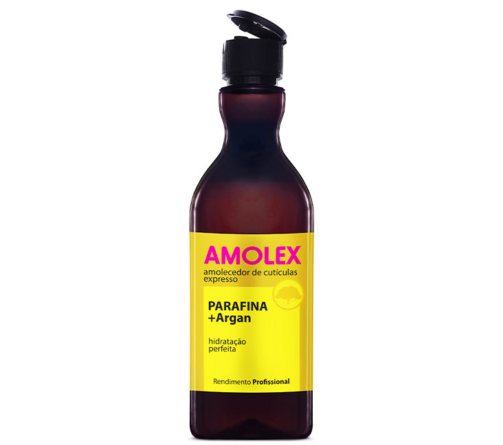 Amolex Parafina +Argan FlipTop 400ml