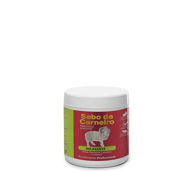 Creme Sebo de Carneiro - Relaxante 450grs