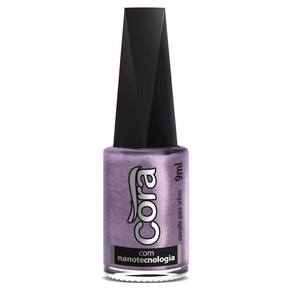 Esmalte Cora 9ml Black 13 Metal Cissy