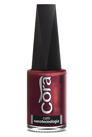 Esmalte Cora 9ml Black 14 Red Sunny 34