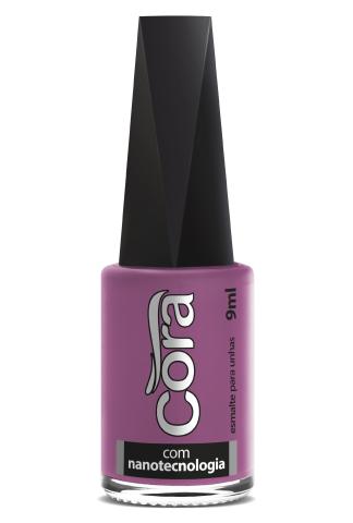 Esmalte Cora 9ml Black Rosa 7