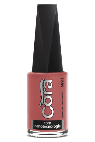 Esmalte Cora 9ml POP Cremoso Charme Rose