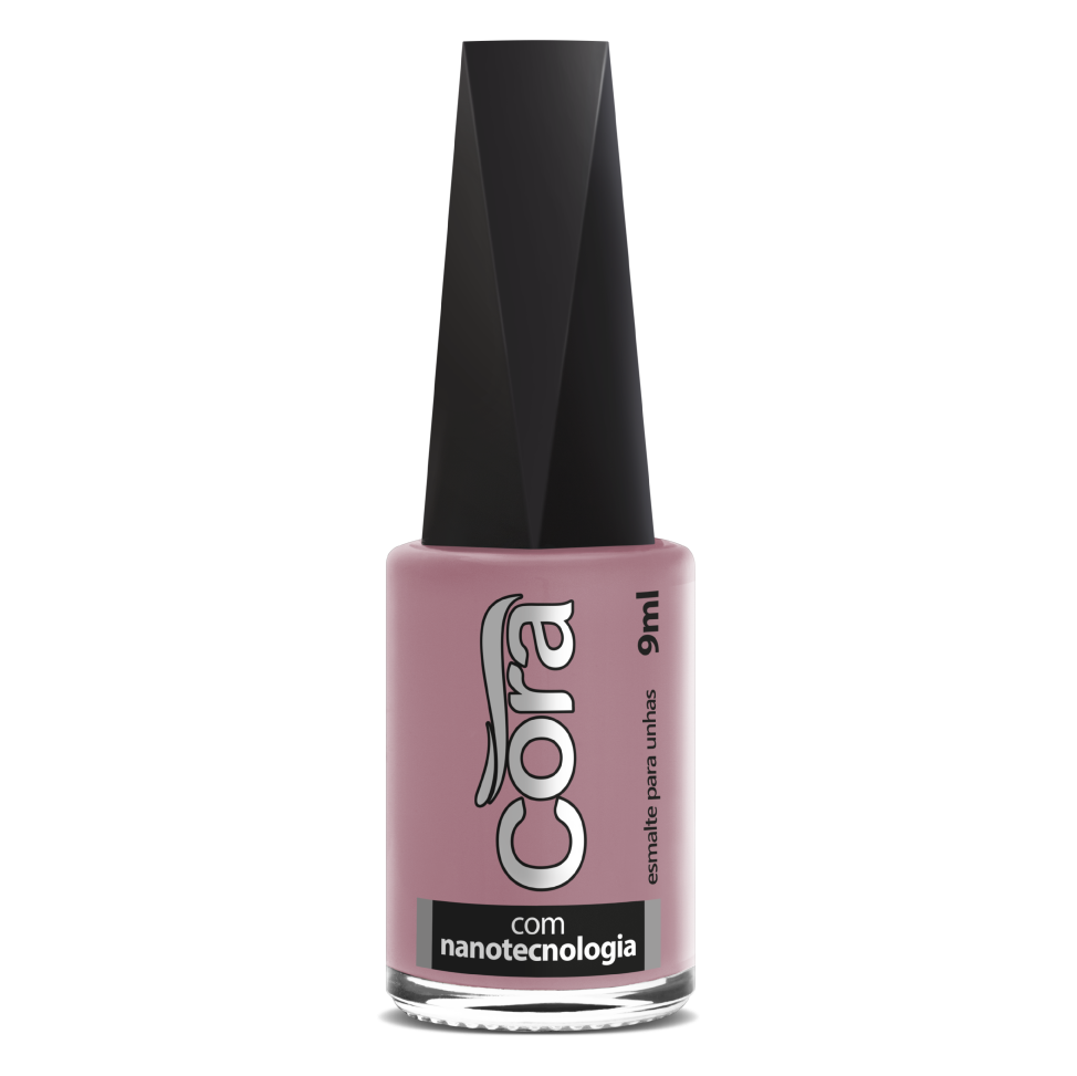Esmalte Cora 9ml POP Cremoso Lady Lilac