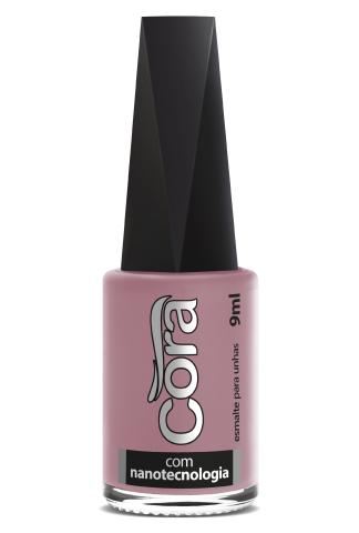 Esmalte Cora 9ml POP Cremoso Lady Lilac