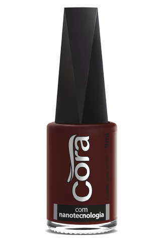 Esmalte Cora 9ml POP Cremoso Red 8