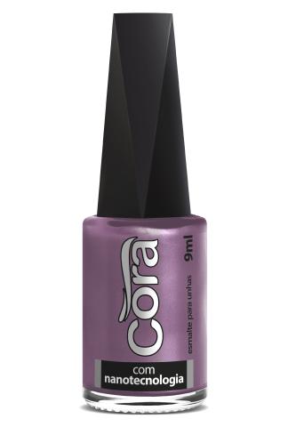 Esmalte Cora 9ml POP Glitter Candy