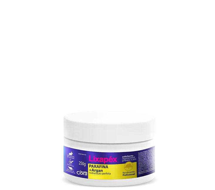Lixapéx Parafina +Argan Pote 250g