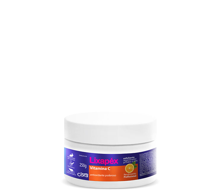 Lixapéx Vitamina C Pote 250g