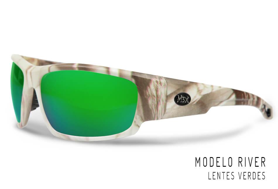 238492c58 Óculos Polarizado Hidrofóbico New Black Monster Monster 3X - River