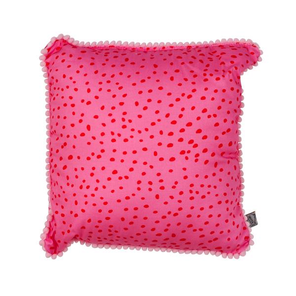 Almofada POP Flocos Rosa