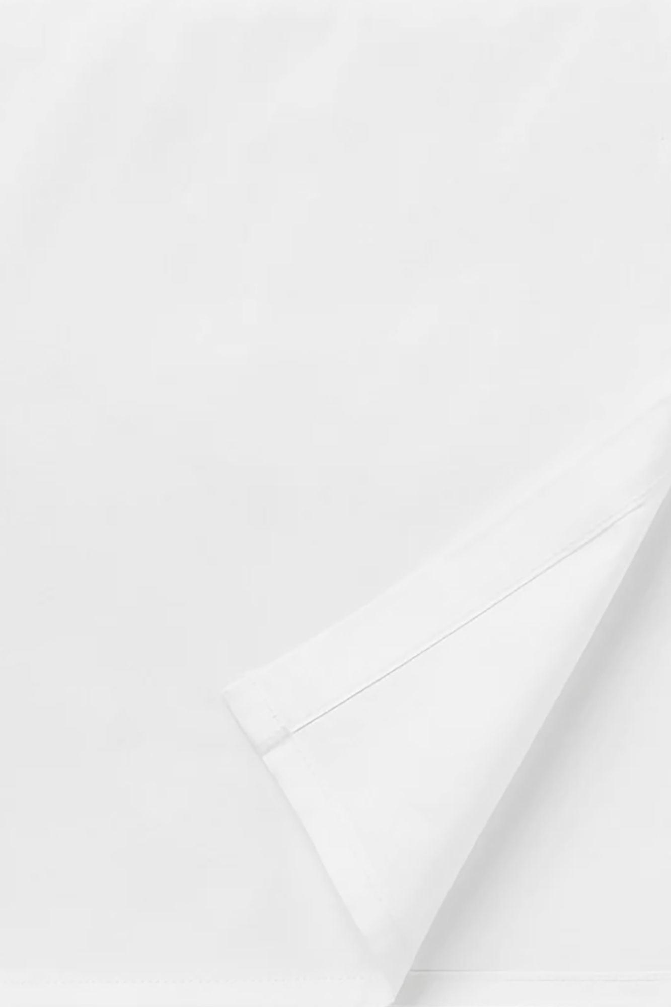Lençol de cobrir mini cama Branco