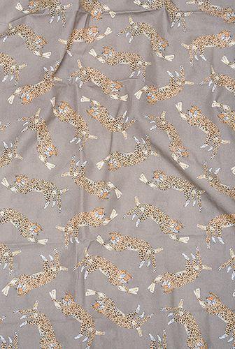 Lençol de cobrir solteiro Dona Onça