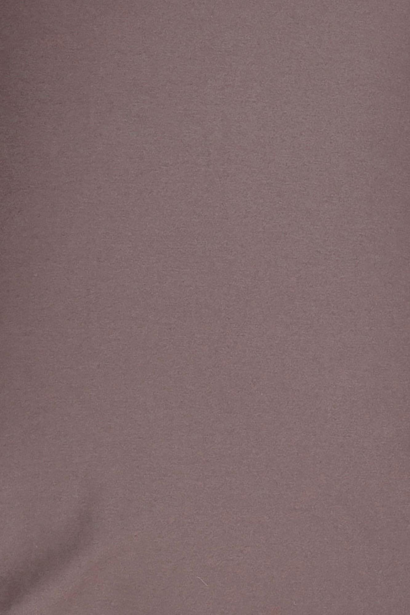 Lençol de elástico mini cama Grafite (sarja)