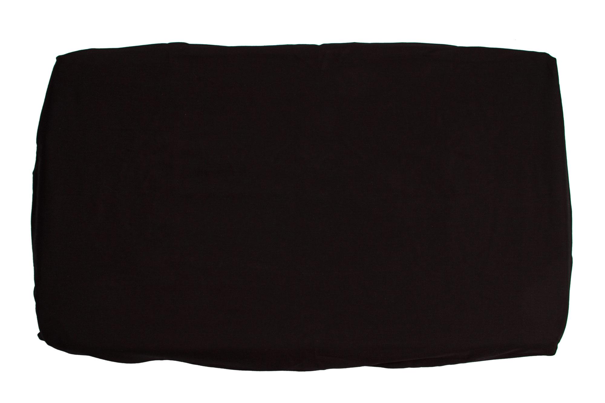 Trocador com elástico preto