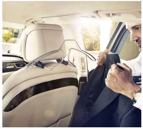 Cabideiro Para Encosto De Cabeça Acessório Original Audi