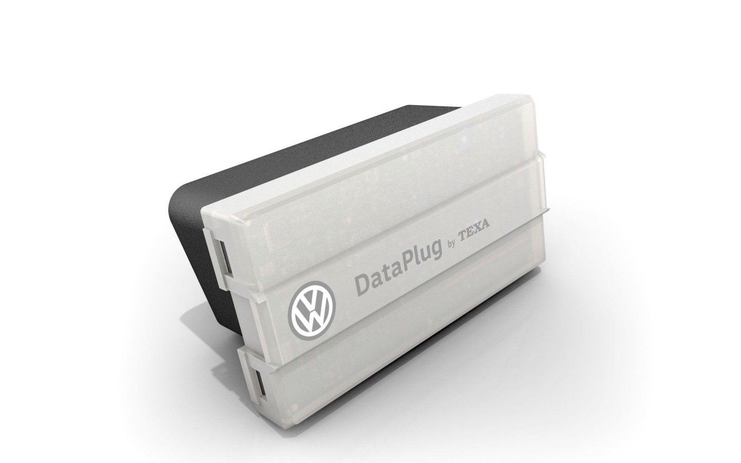 Modulo Lei Dataplug Original Volkswagen Connect