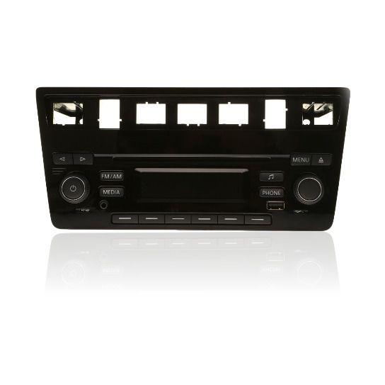 Rádio e Moldura Volkswagen Original