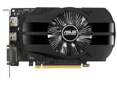 Placa de Vídeo ASUS GTX 1050 ti 4GB