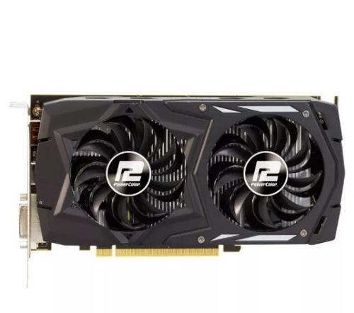 Placa de Video PowerColor RX 460 Red Dragon 4gb 4GBD5-DHV2OC