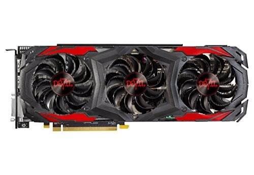 Placa de Video PowerColor RX 480 Red Devil 8gb