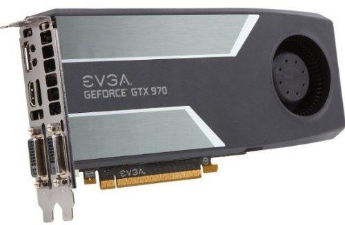 Placa de Vídeo EVGA GTX 970 REF 4GB