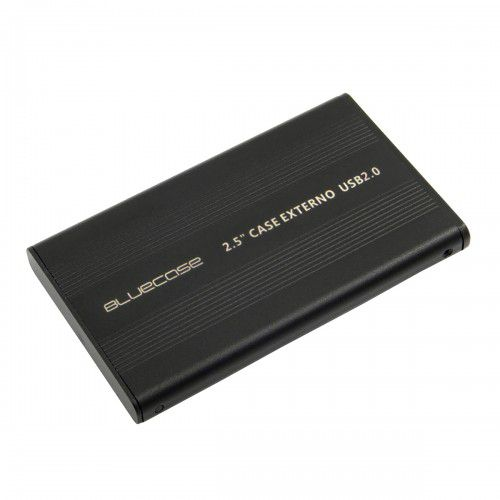CASE PARA HD 2,5 SATA USB 2.0 PRETO BLUECASE