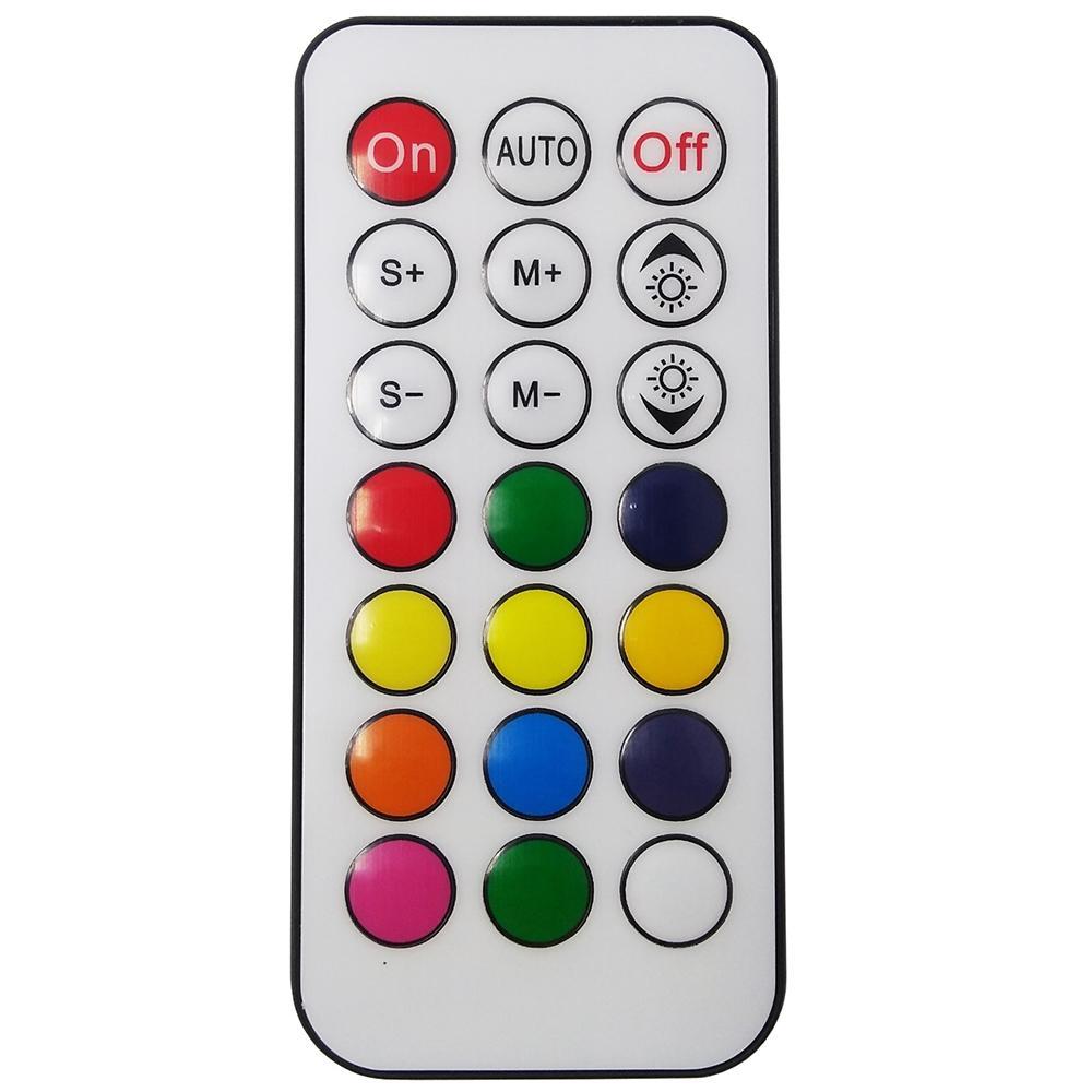 CONTROLADOR DE COOLER FAN BLUECASE BCF-01 RGB SUPORTA ATE 10 FANS - BCF01CASE