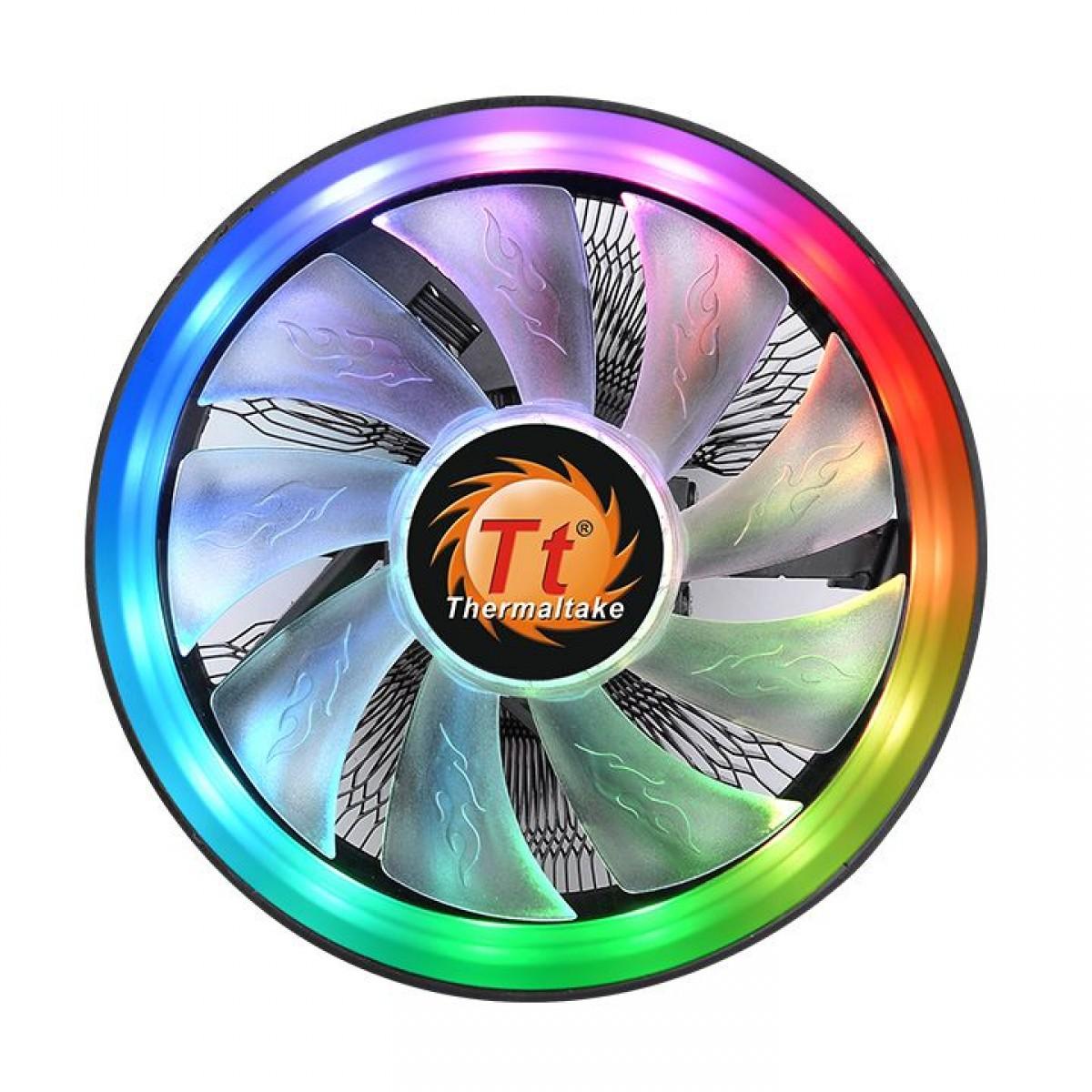 COOLER PARA PROCESSADOR THERMALTAKE UX100 RGB CL-P064-AL12SW-A