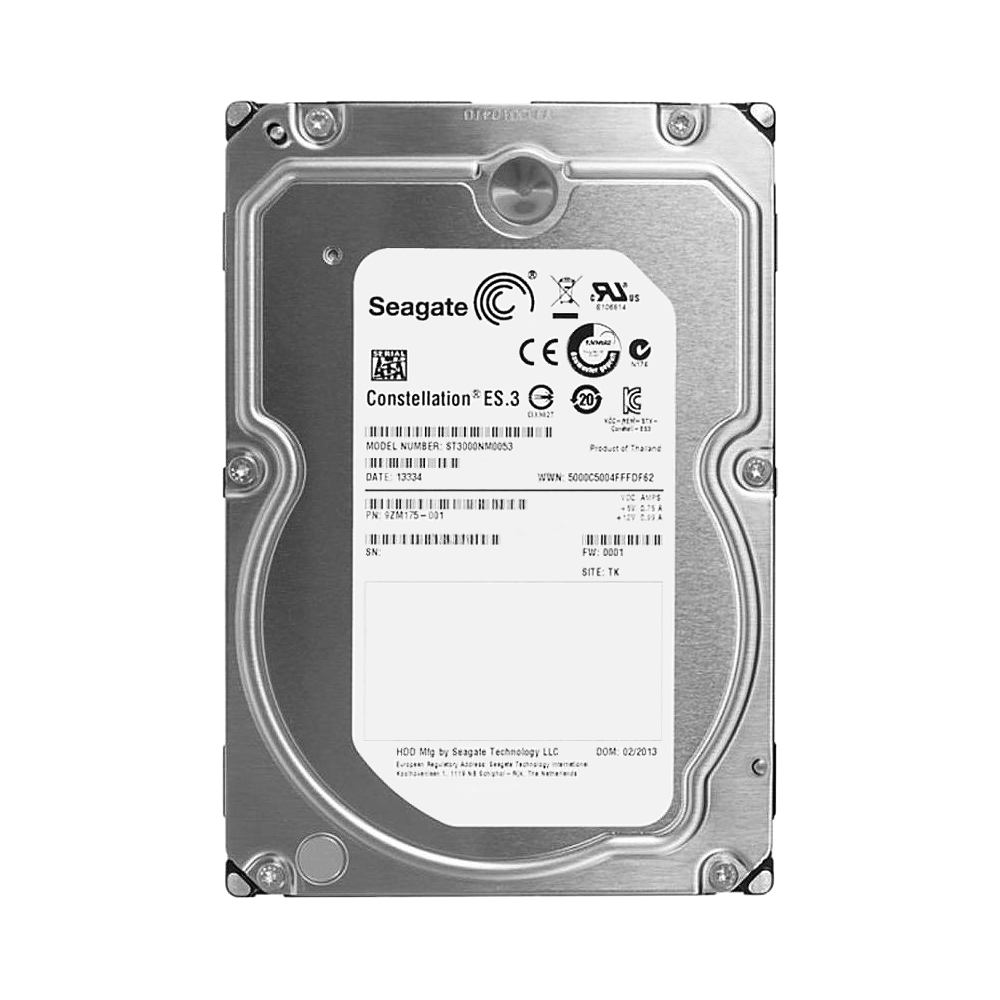 HD 3TB SEAGATE CONSTELLATION ES.2