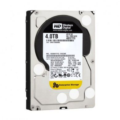 HD 4TB Western Digital RE Enterprise 7200rpm SATA 6Gb/s 64MB