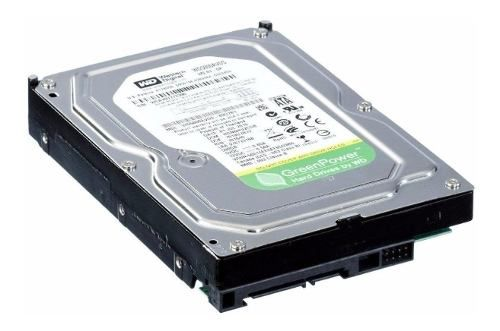Hd 500gb Western Digital Sata Green Power