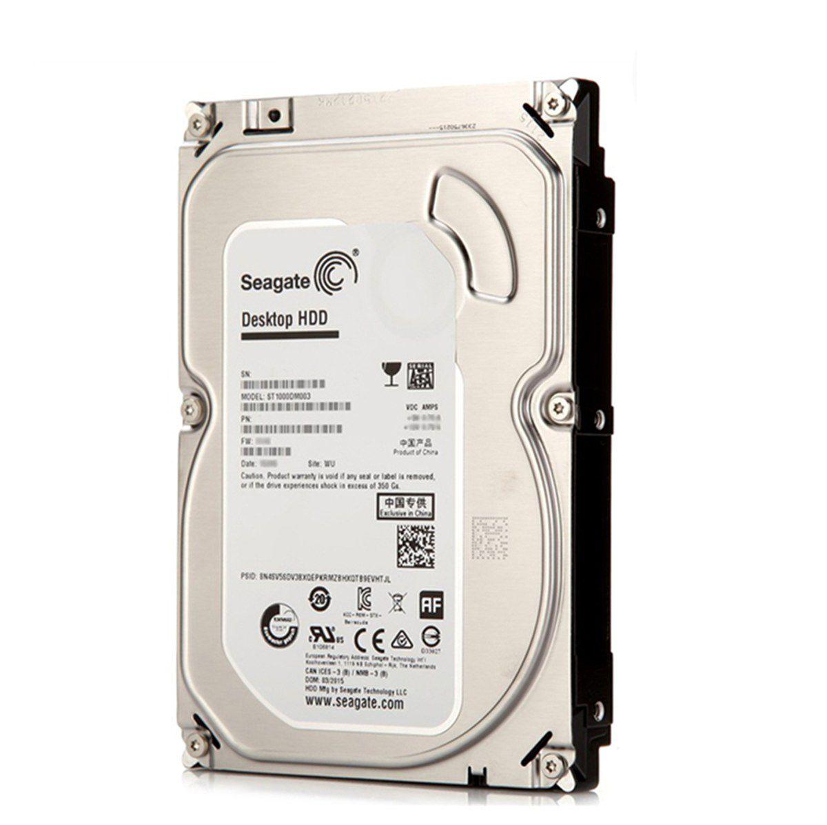 HD Sata Interno Seagate 1 TB 3.5