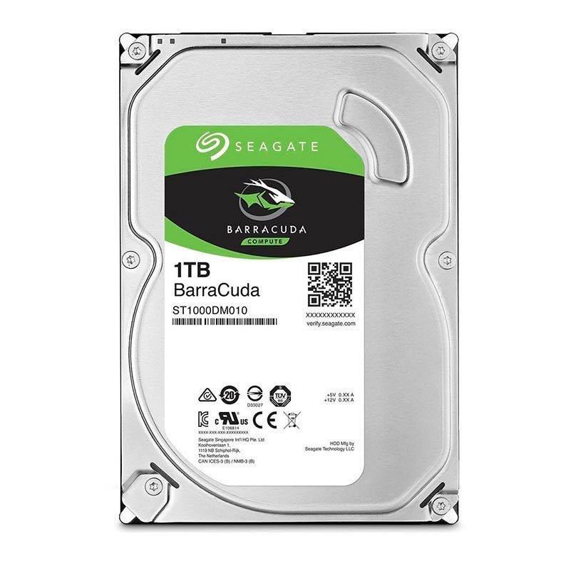 HD Seagate Barracuda 1TB 3.5