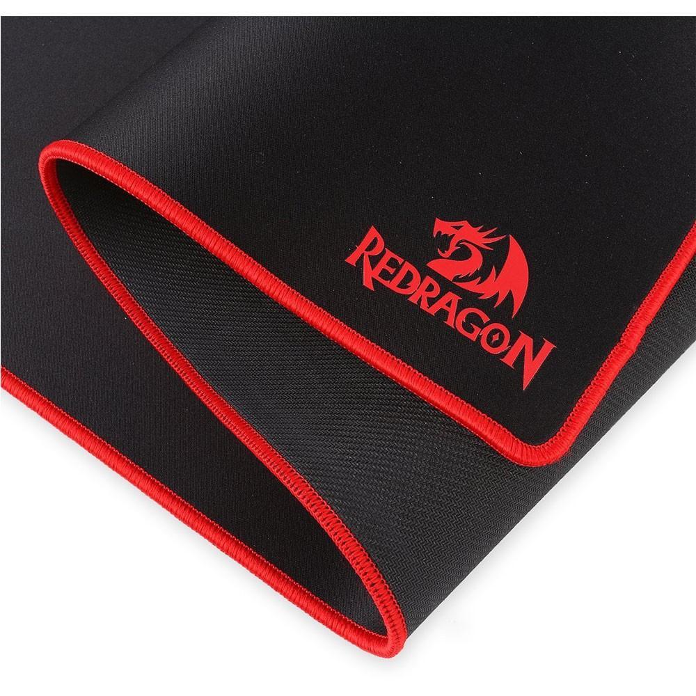 Kit Gamer Teclado Mouse Headset Mousepad Extra Grande Redragon