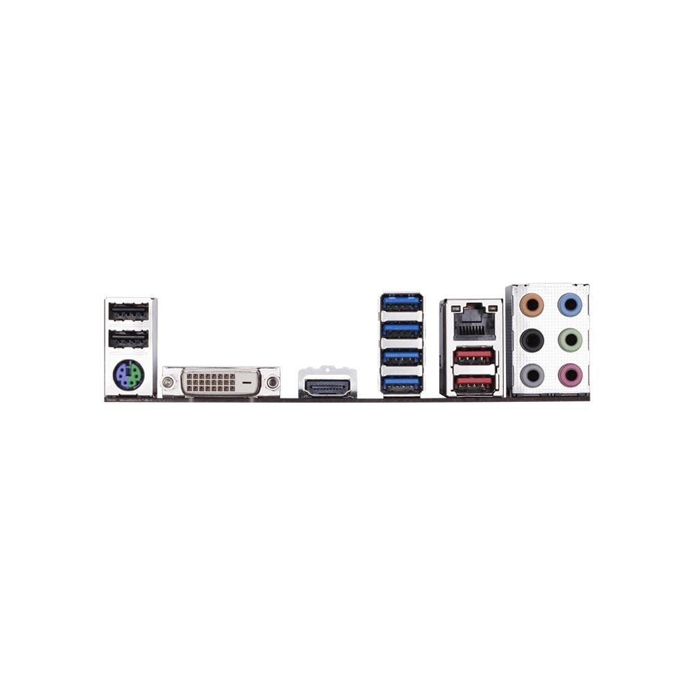 Kit Upgrade AMD Ryzen 3 3200G / Placa Mãe Gigabyte B450 Aorus M / Memória Hyperx 8gb 2666mhz