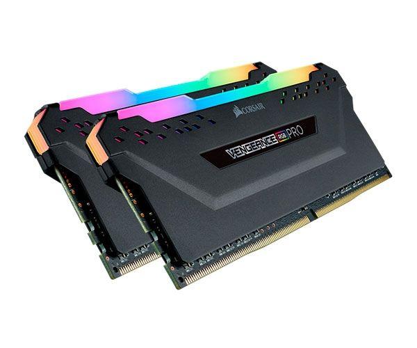 Kit Upgrade Amd Ryzen 5 3600 / Placa Mãe B450 Aorus M / Memória Corsair Vengeance Pro RGB 2x8gb 3000mhz