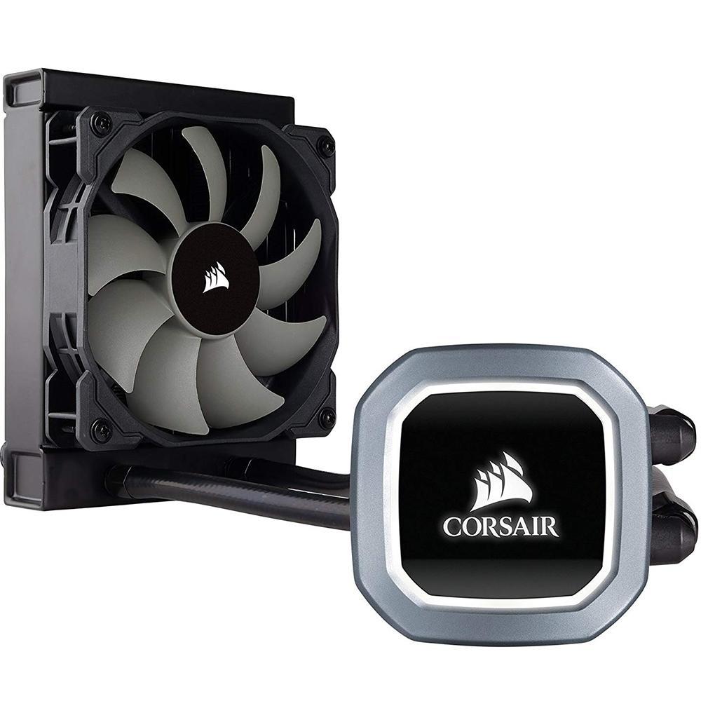 KIT UPGRADE PROCESSADOR INTEL I5 9600K / PLACA MÃE MSI Z390 MPG GAMING PLUS / WATER COOLER CORSAIR H60 120MM