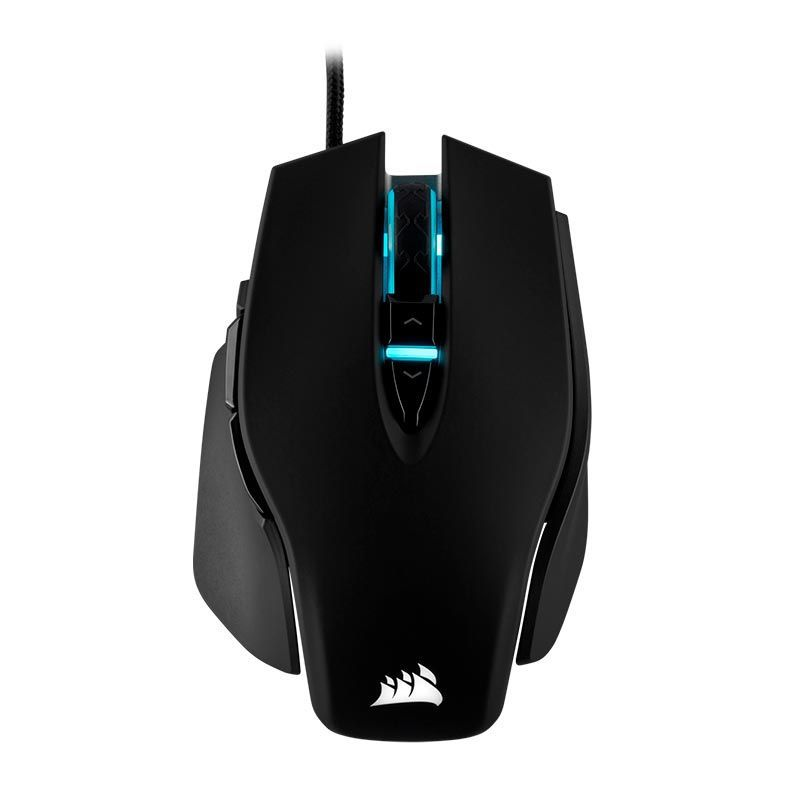 MOUSE GAMER CORSAIR M65 RGB ELITE 18000DPI PRETO CH-9309011-NA