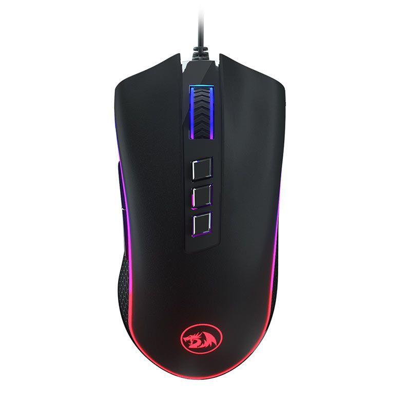 MOUSE GAMER REDRAGON KING COBRA CHROMA RGB 24000DPI M711-FPS