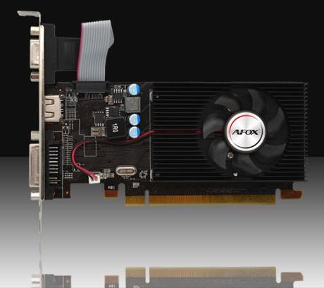 Placa de Video Afox Radeon R5 220 2gb DDR3 64 BITS AFR5220-2048D3L5
