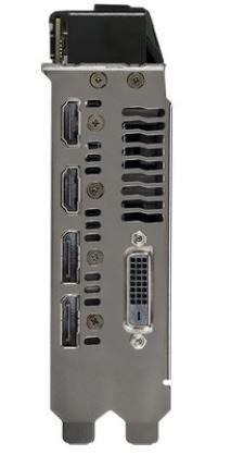 Placa de Video Asus AMD Radeon RX 580 OC 4GB, GDDR5 - DUAL-RX580-O4G