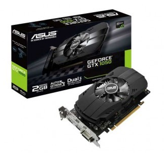 Placa de Video ASUS GEFORCE GTX 1050 2GB GDDR5 PH-GTX1050-2G