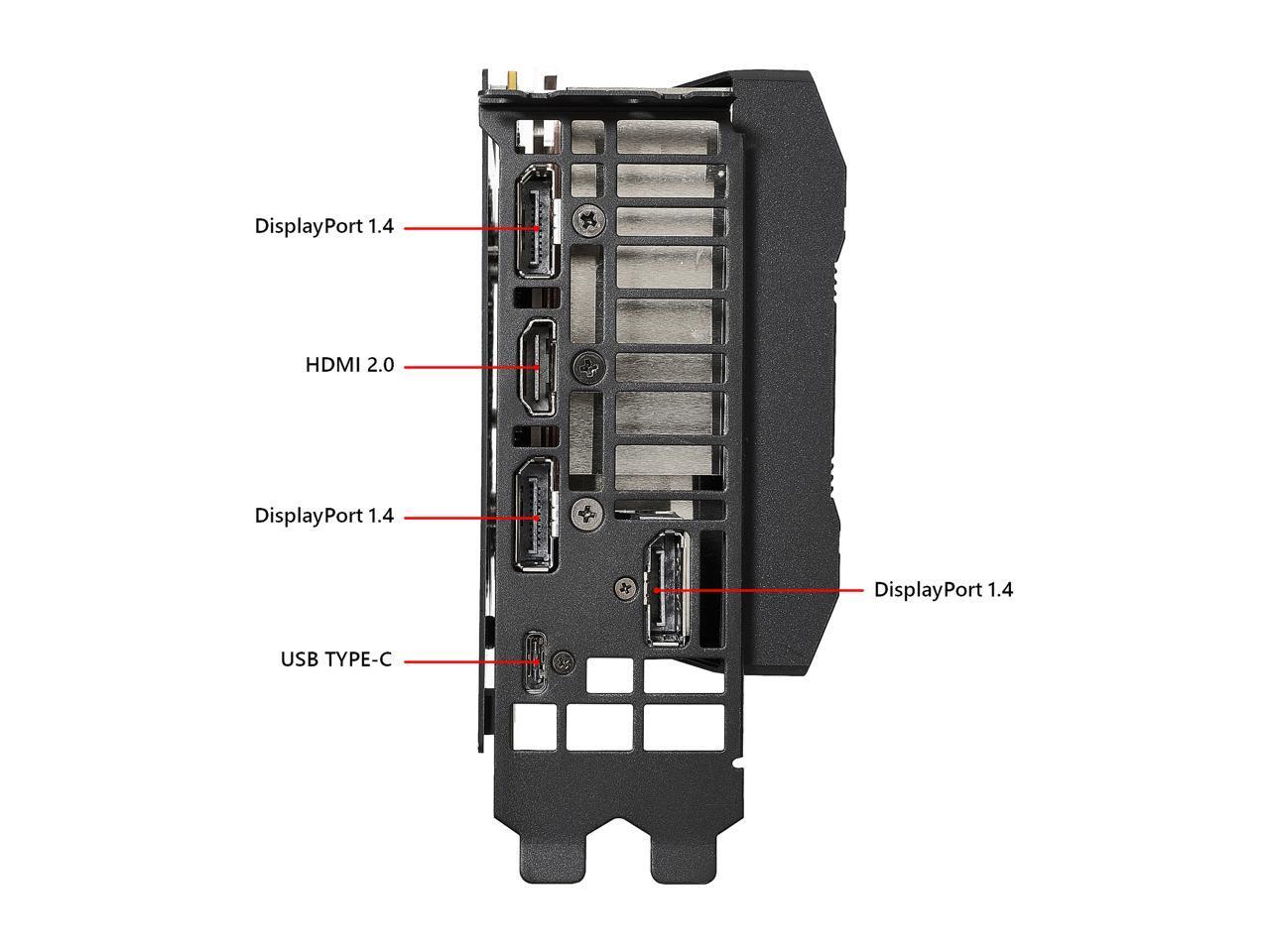 PLACA DE VIDEO ASUS GEFORCE RTX 2080 Ti DUAL OC 11GB GDDR6 352-BIT DUAL-RTX2080TI-O11G