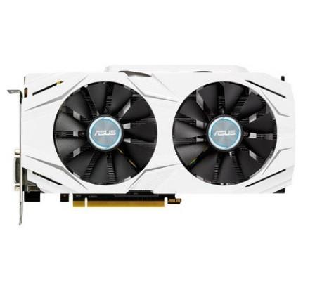 Placa de Vídeo Asus GTX 1060 DUAL 3gb