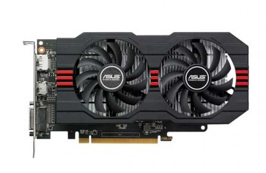 Placa de Video RX 560 2GB OC AMD RADEON Asus RX560-O2G
