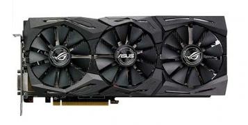 Placa de Video Asus RX 580 STRIX 8GB