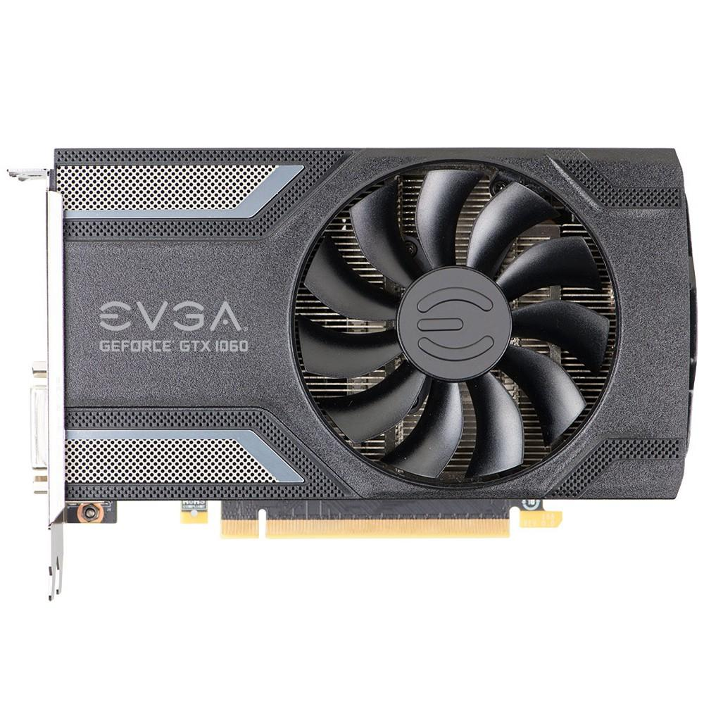 PLACA DE VIDEO EVGA GEFORCE GTX 1060 3GB GDDR5 SC 192-BIT 03G-P4-6162-KR